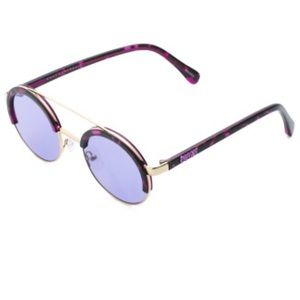 Quay round sunglasses